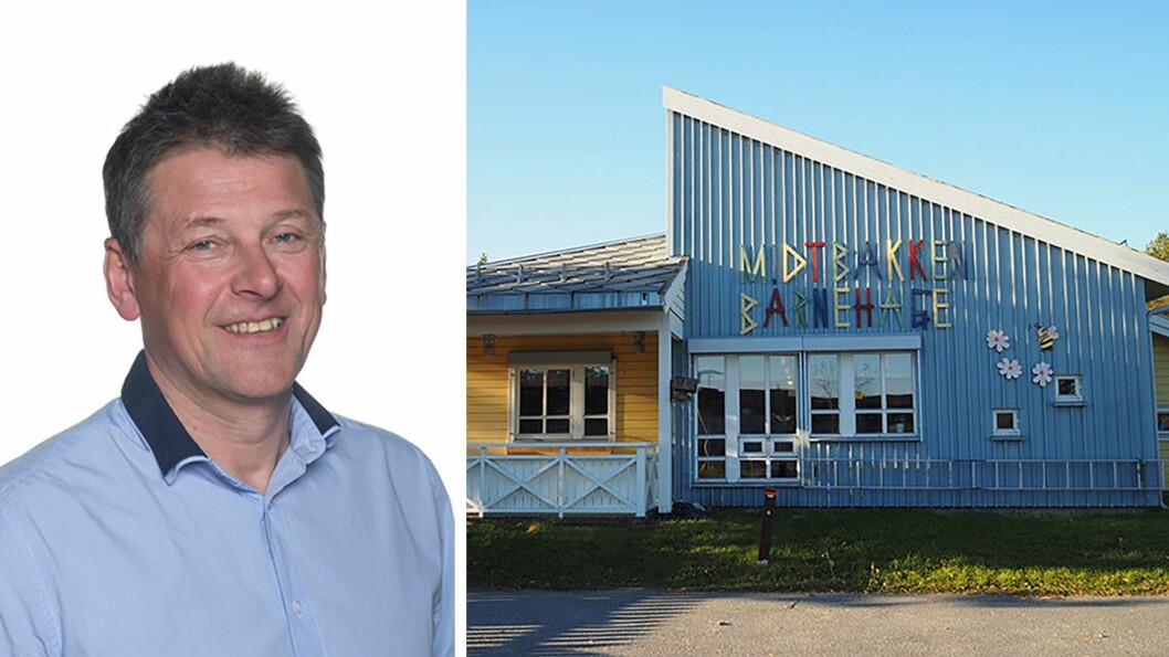 Rådmann Bjørn-Atle Hansen forteller at fra høsten av skal alle som ønsker det ha plass i en samisk barnehage i Alta kommune. Da blir Midtbakken barnehage samisk.