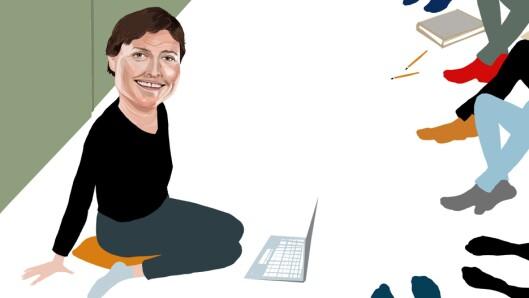 Universitetslektor Anna Rigmor Moxnes ved Universitetet i Sørøst-Norge er vinneren av prisen Årets barnehageinspirator.