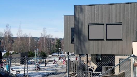 Haugenstien barnehage er en av de nyeste i bydelen, og åpnet i 2017.