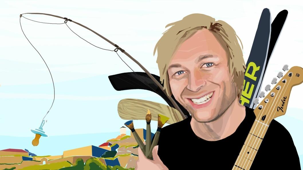 Høgskolelektor Steffen Tangen ved Høgskolen i Østfold kan bli «Årets barnehageinspirator».
