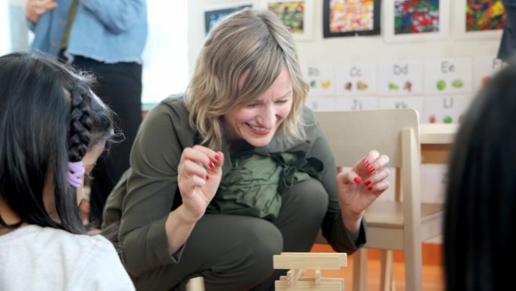 Byråd Inga Marte Thorkildsen (SV) er klar på at det er viktig for tilliten til barnehagesektoren at barnehagene følger reglene.