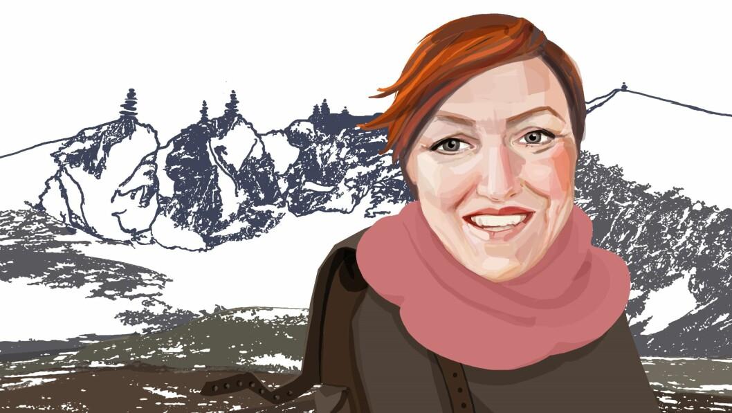 Høgskolelektor Elisabeth Walsøe Lehn ved DMMH er en av fem forelesere som kan vinne prisen Årets barnehageinspirator 2019.