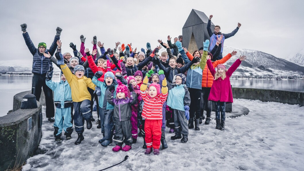 – Alle de involverte i kommunen har vært entusiastiske og har tenkt at dette har vi tro på, sier helse- og omsorgssjef i Sortland kommune, Sture Jacobsen, om arbeidet med «Æ E MÆ».