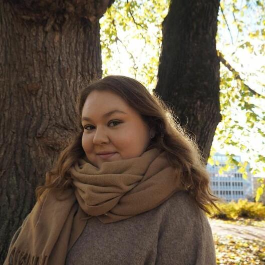 Julia Kurylowicz er barnehagelærerstudent ved OsloMet - Storbyuniversitetet.