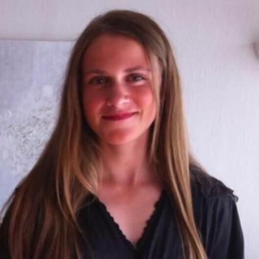 Andrea Schneider erbarnehagelærerstudent ved OsloMet - Storbyuniversitetet.