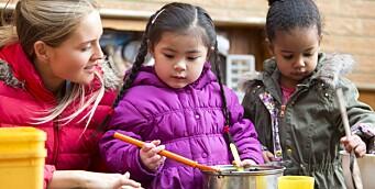 Samordna opptak: Fortsatt økning for barnehagelærerutdanningen