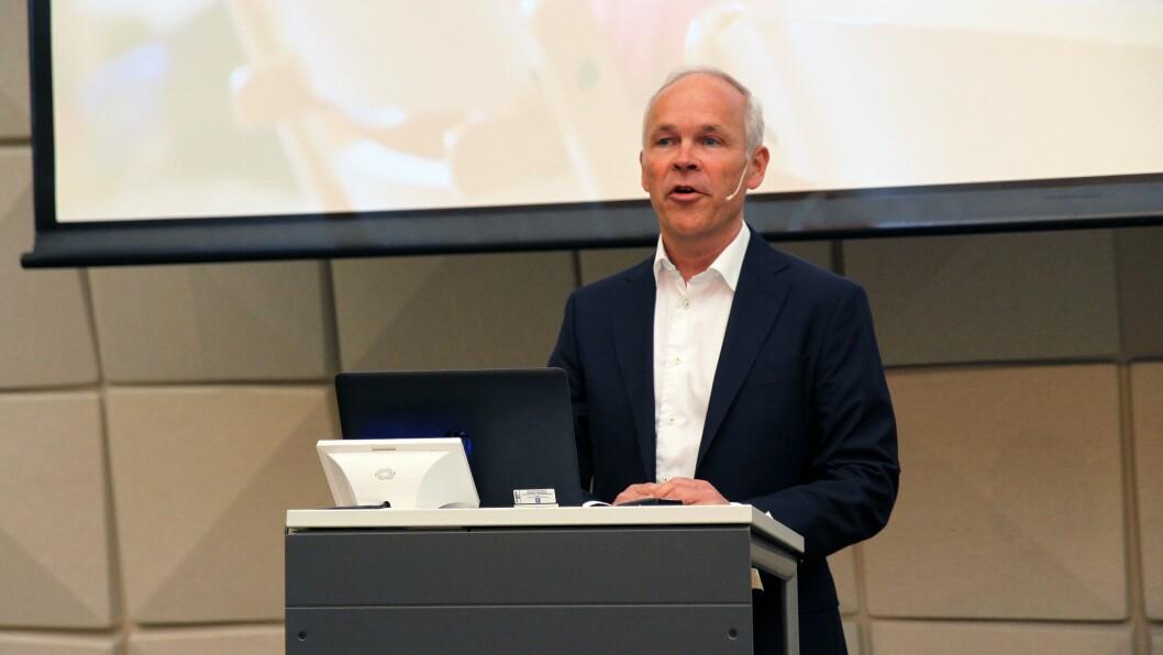 I dag la kunnskaps- og integreringsminister Jan Tore Sanner (H) fram forslaget til ny regulering av private barnehager.