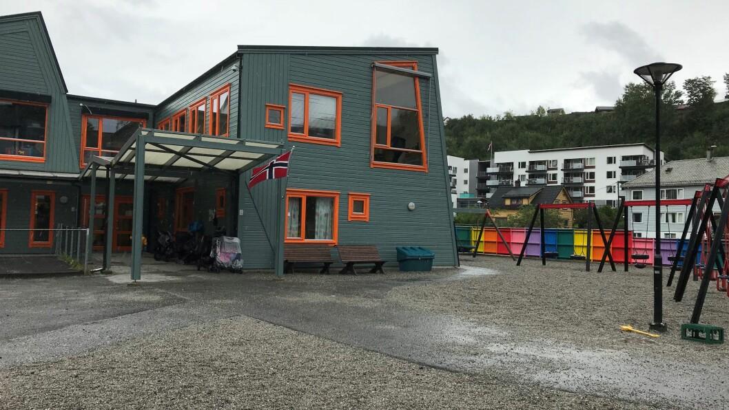 Laksevåg Kvinne- og familielag har drevet Damsgård barnehage AS siden 2008. Nå overtar Kanvas barnehagen.