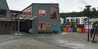 Overtar barnehage i Bergen