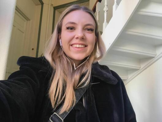 Lotte Engelien Christensen er barnehagelærerstudent ved OsloMet - Storbyuniversitetet.