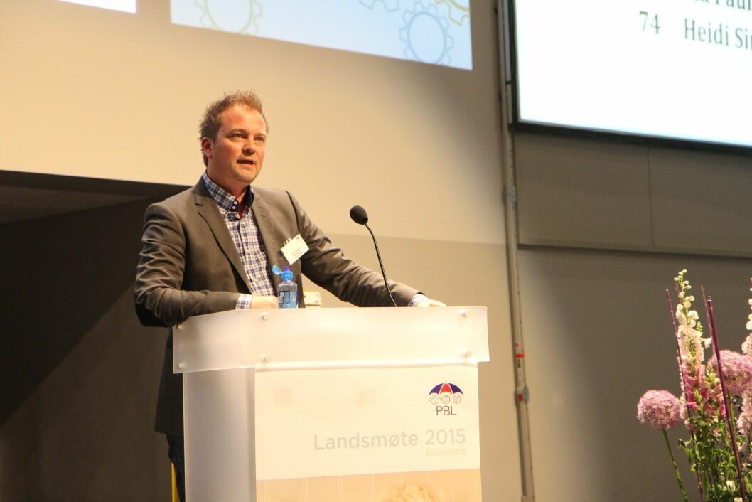 Valgkomiteen innstiller på fornyet tillit til styreleder Eirik Husby og ytterligere fire av dagens styremedlemmer i PBL.
