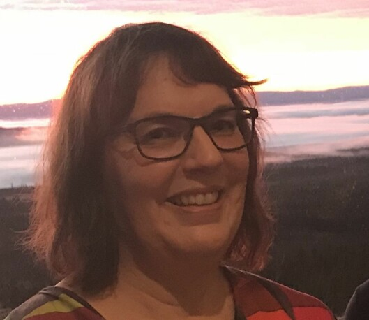 Astrid Ladderud, barnehagelærer.