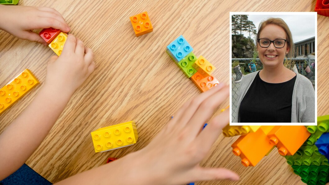 «Lek er barnas univers. Her kan vi voksne hvis vi er heldig (les: Trygge nok omsorgspersoner), ta del i et barns følelsesliv og bidra til mestring, mening og utvikling,» skriver Erle Sellevåg.