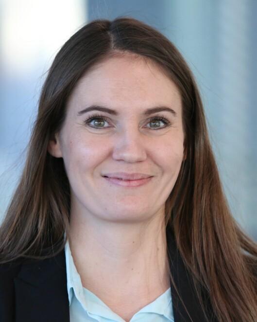 Statssekretær i Kunnskapsdepartementet Julie Midtgarden Remen (H).