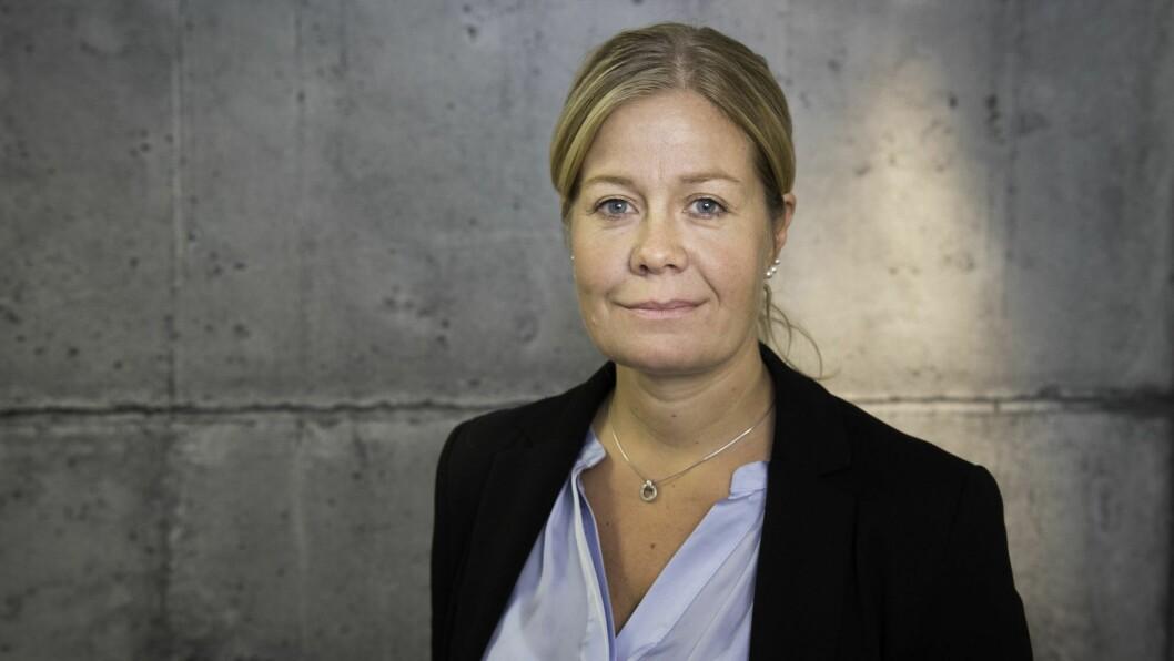Kjersti Botnan Larsen er seniorrådgiver er seniorrådgiver på barnehage, skole og skolemiljø hos Barneombudet.