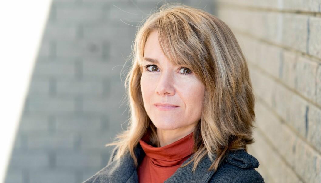 – Jeg jobber som rådgiver i Statped, og er veldig opptatt av inkluderende praksis for barn med funksjonsnedsettelser eller andre sårbare grupper, sier Elise Øksendal