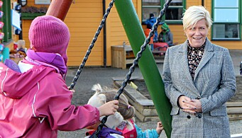 Vil ha nasjonalt forbud mot bruk av hijab i barnehage og grunnskolen