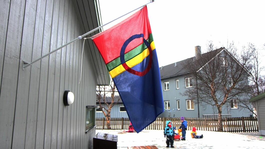 I 2018 hadde 914 barn et samisk tilbud her til lands.