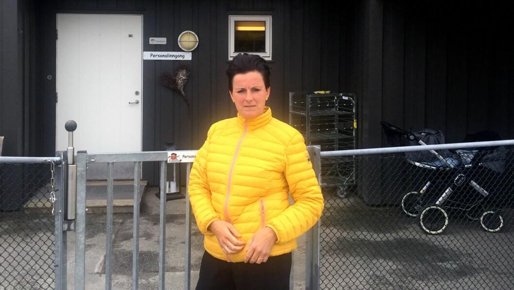 Laila Løeng er daglig leder i Trollhaugen Foreldrelagsbarnehage SA på Hommersåk i Sandnes - en av kommunene som har blant landets laveste tilskuddsnivå.
