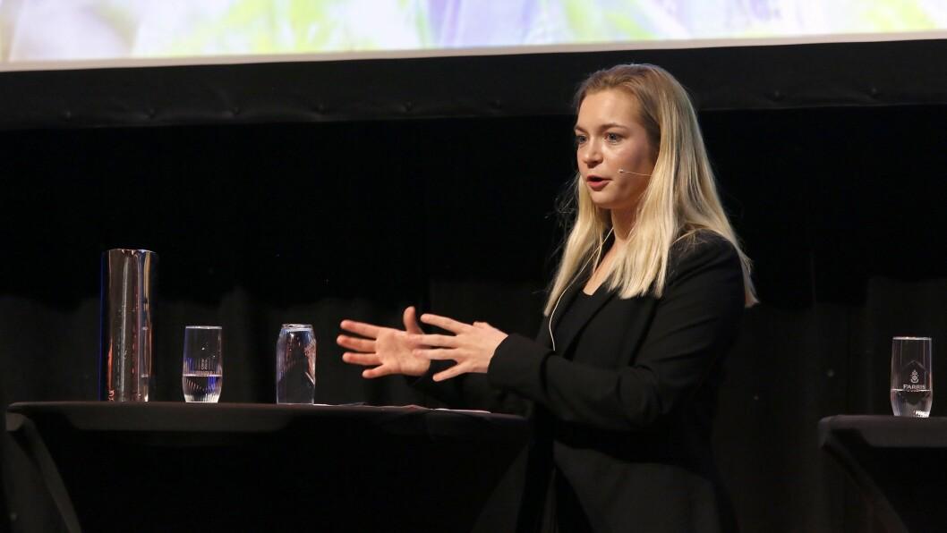 Stortingsrepresentant Mathilde Tybring-Gjedde (H).