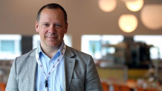 Jens Schei Hansen, organisasjons- og kommunikasjonsdirektør i Espira.