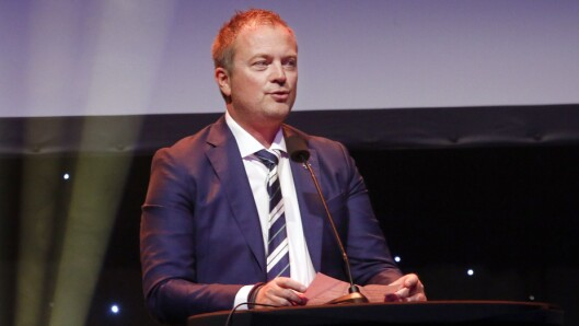 Styreleder Eirik Husby ble valgt for nok en periode.