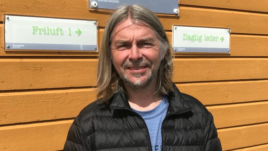 Morten R. Horn gir seg som leder i Norlandia Kløvermarka barnehage i Brønnøysund, og blir ny leder for Rootsfestivalen fra høsten av.