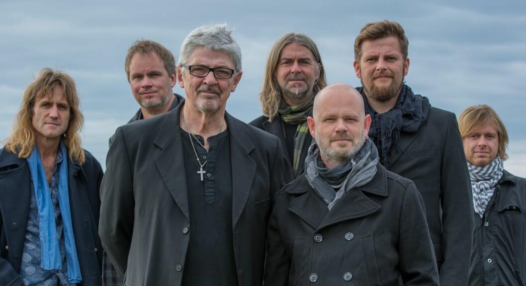Morten Horn har også lang fartstid fra bandet Publiners.