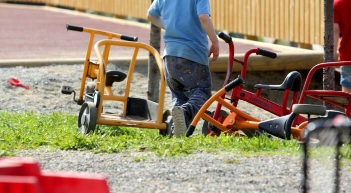 Ny rapport: Barnehageansatte ønsker mer kunnskap om oppfølging av barn med særlige behov