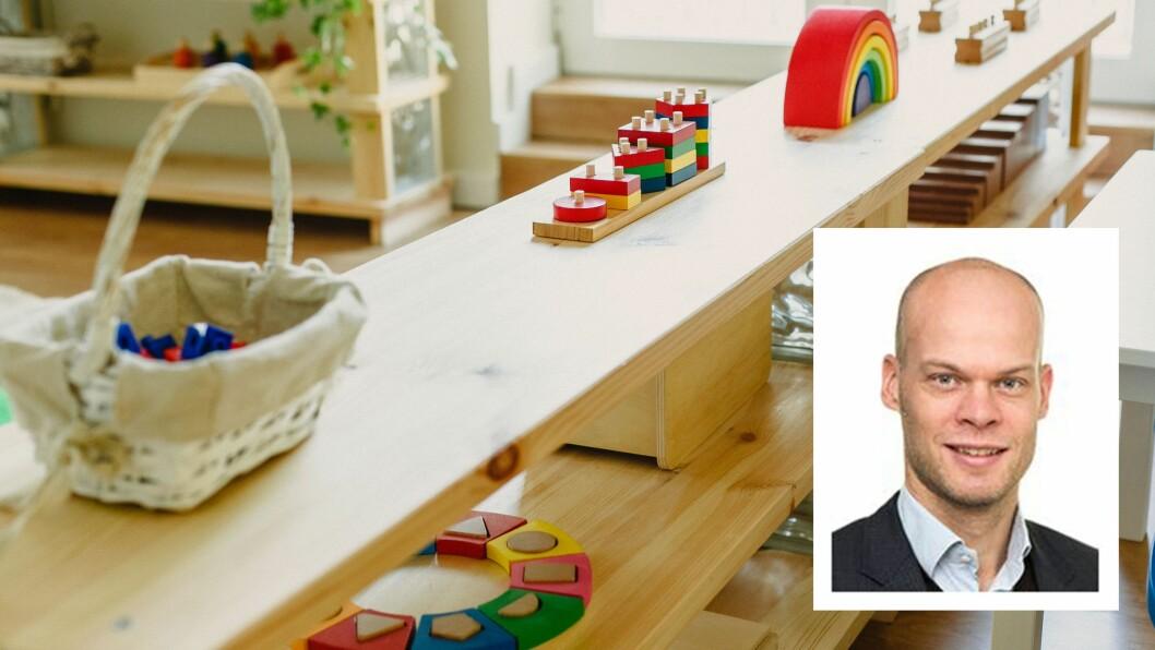 Erik Blom-Dahl blir ny kommunaldirektør for Byrådsavdeling for oppvekst og kunnskap i Oslo kommune.