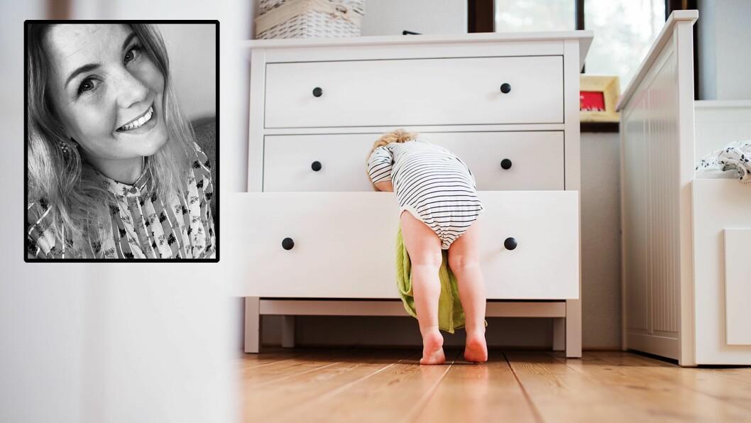 Som mamma har jeg nylig vært igjennom en tilvenningsperiode med min ettåring, skriver artikkelforfatteren.