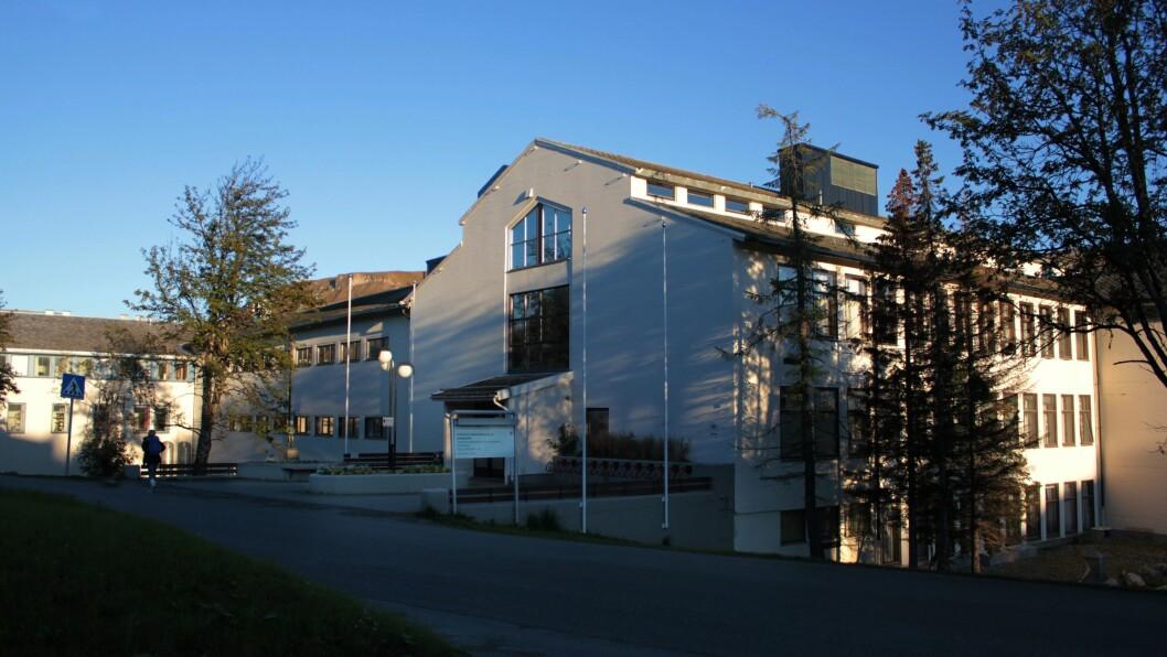 Institutt for lærerutdanning og pedagogikk ved Universitetet i Tromsø. Nå planlegges et ny, samlingsbasert barnehagelærerutdanning.