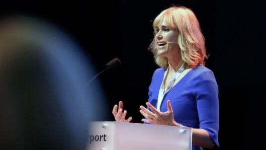 Anne Lindboe er administrerende direktør i PBL