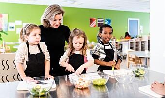 – Foreldre er bekymret for maten kommunene serverer barna