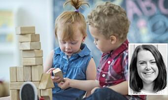 Barns rett til et levende lekemiljø