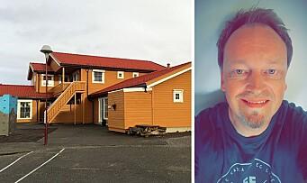 Rune (48) jobber i privat barnehage - og topper lista for Rødt