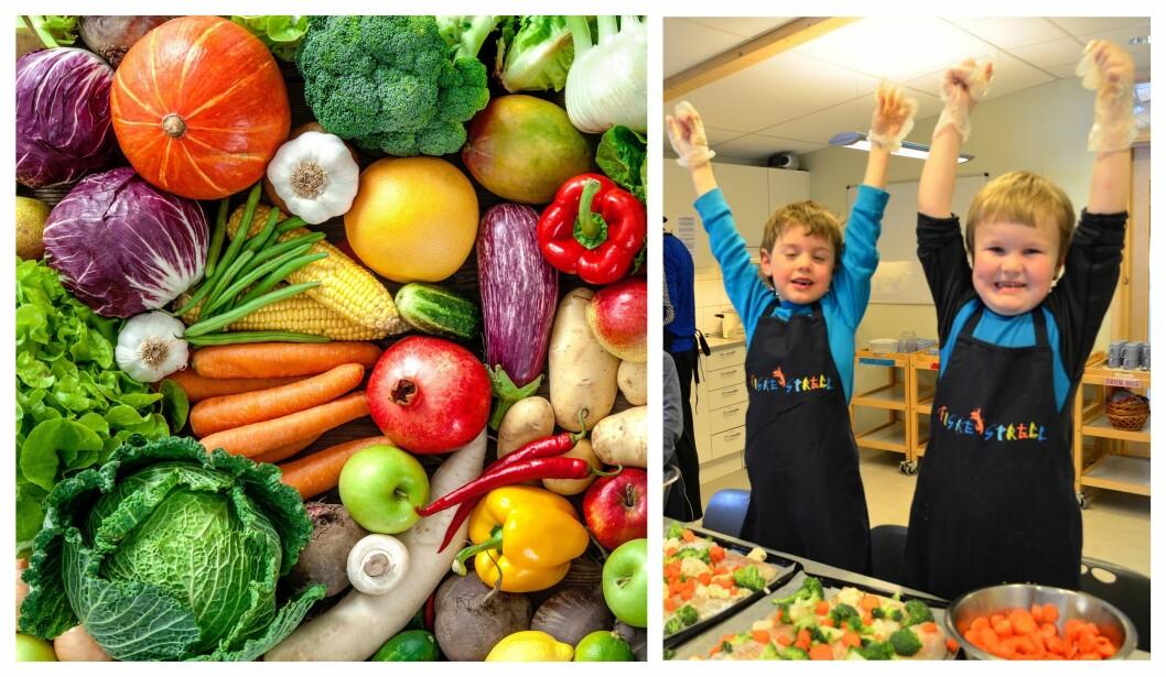 «Barn som lager mat er vanligvis mer positivt innstilt til å spise maten som de selv har laget,» skriver Siril Alm som jobber som forsker i Nofima og har forsket på barns holdninger til mat.