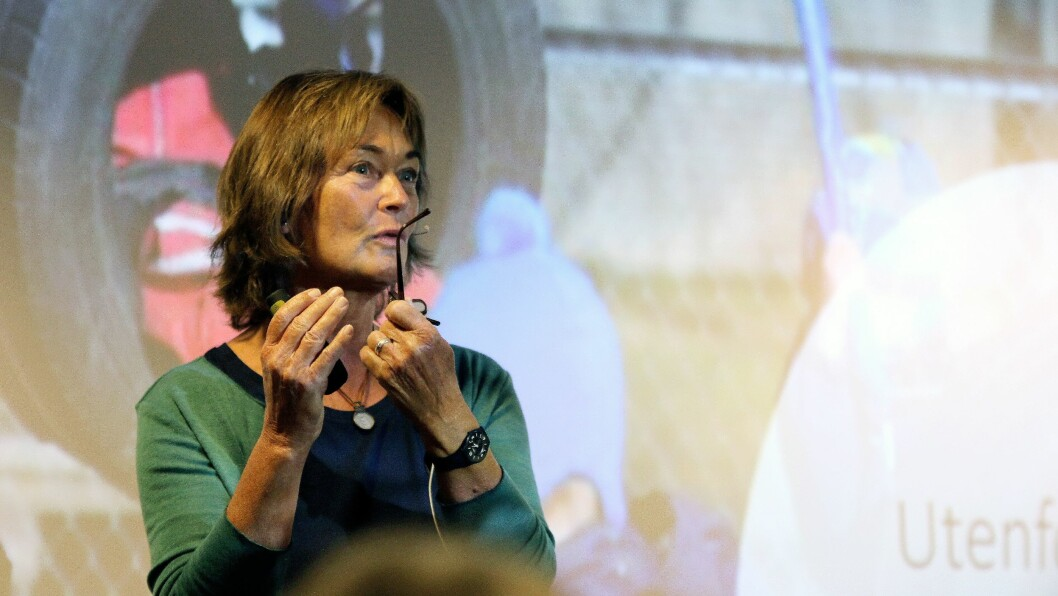 Anne Helgeland ønsker det nye forslaget til ny mobbelov for barnehagen velkommen.