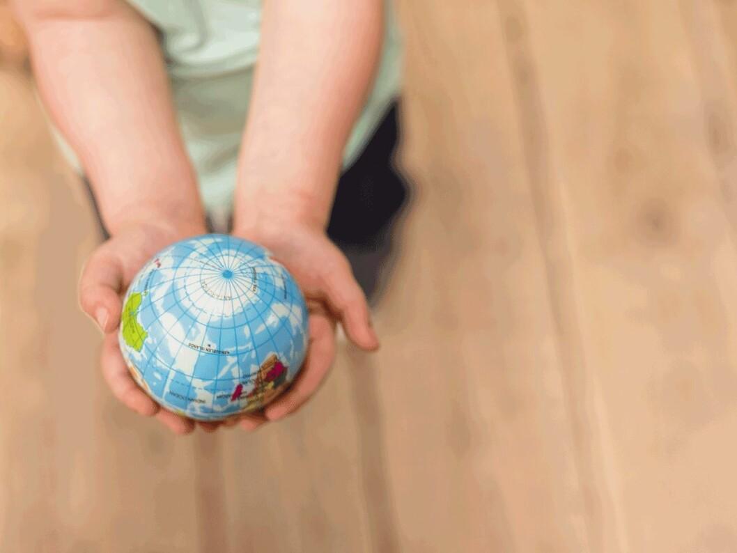 Med Polylino får barnehagen et intuitivt, inspirerende hjelpemiddel for arbeid med litteratur, språkutvikling og flerspråklighet