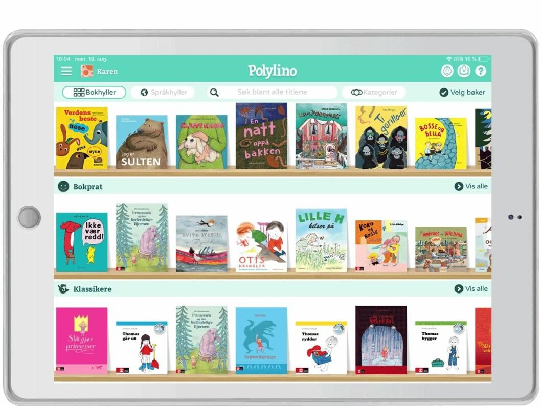 Abonner på nyhetsbrevet vårt, og følg oss på sosiale medier for inspirasjon og praktiske eksempler på hvordan man kan arbeide med Polylino-appen i barnehagen.