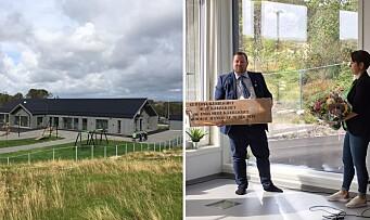 Åpnet nybygget gårds- og friluftsbarnehage i Øygarden
