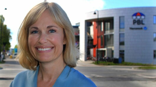 Anne Lindboe er administrerende direktør i PBL.