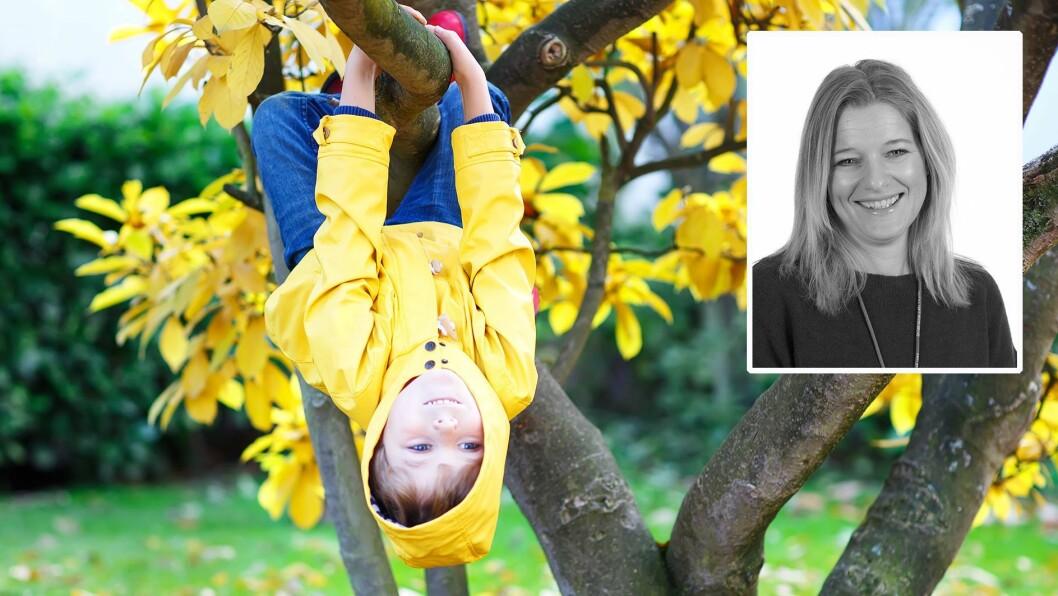 Anette Camilla Hem Reidarsen skriver om sin opplevelse av å være på innsiden i et stort barnehageselskap.