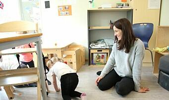 Mest lest: Aha-opplevelsene sto i kø da utenlandske barnehagelærere fikk være fluer på veggen i en norsk barnehage