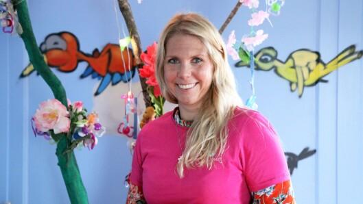 Mette Torstensen er utdannet kunsthistoriker og faglig ansvarlig for Sjøholmen barnekunstsenter.