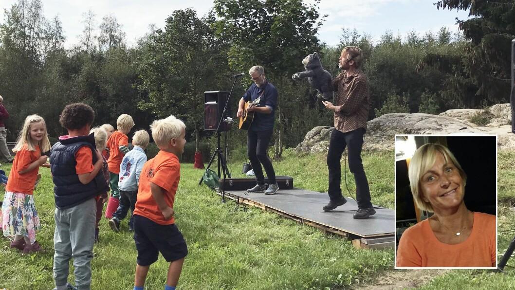 Søndag 1. september feiret Ellingstad barnehage på Nesodden 25-årsjubileum.