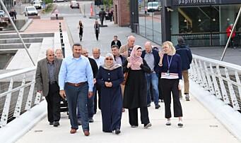 Norsk universitet er med på å utvikle barnehageutdanning i Palestina