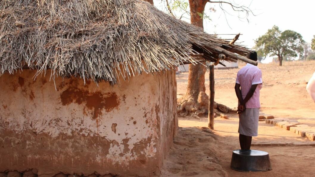 Linda Cecilie Dale hos SOS-barnebyer deler tanker fra besøket i Zimbabwe.