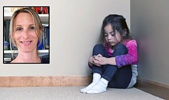 – Er «timeout» en daglig krenkelse av barn i barnehagen?