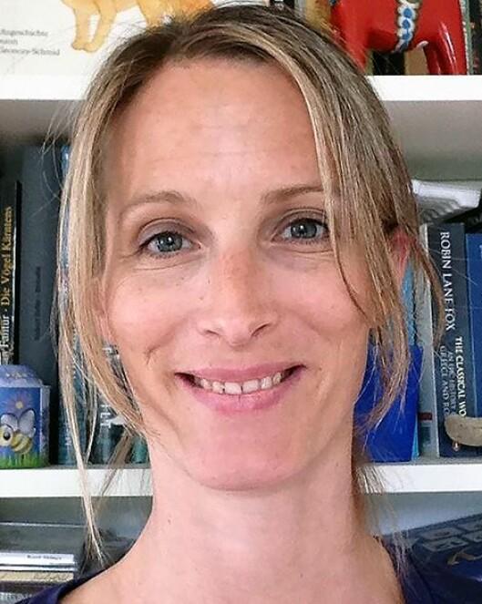 Anne-Line Bjerknes er mor og førsteamanuensis ved Fakultet for humaniora, idretts- og utdanningsvitenskap ved Universitetet i Sørøst-Norge.